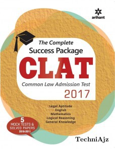 The Complete Success Package- CLAT (Common Law Admission Test) 2017(Paperback)