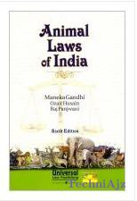 Animal Laws in India(Hardcover)
