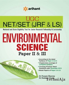 UGC NET/SET (JRF & LS) Junior Research Fellowship & Lectureship Environmental Science(Paperback)