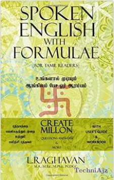 SPOKEN ENGLISH WITH FORMULAE- For Tamil Readers(Paperback)