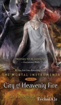 City of Heavenly Fire(Paperback)
