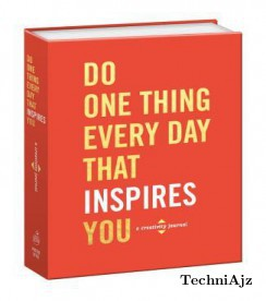 Do One Thing Every Day That Inspires You: A Creativity Journal(Other)