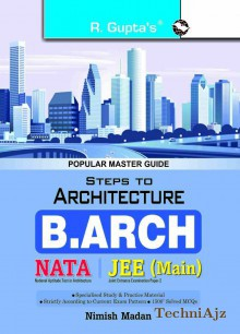 Steps to Architecture (NATA) B. Arch Entrance Exam Guide(Other)