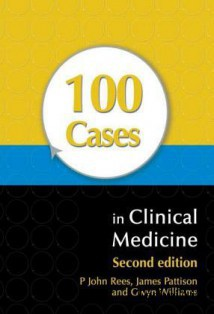 100 Cases in Clinical Medicine(Paperback)
