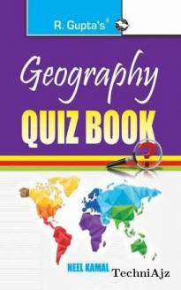 Geography Quiz Book(Paperback)