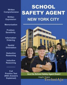 School Safety Agent New York City(Paperback)