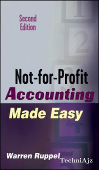 Not- For- Profit Accounting Made Easy(Hardcover)
