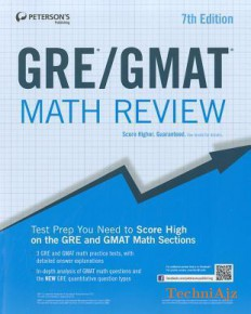 GRE/GMAT Math Review(Paperback)