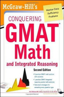 McGraw- Hills Conquering the GMAT Math and Integrated Reasoning(Paperback)