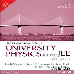University Physics for the JEE: Volume II(Paperback)
