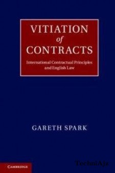 Vitiation of Contracts: International Contractual Principles and English Law(Paperback)