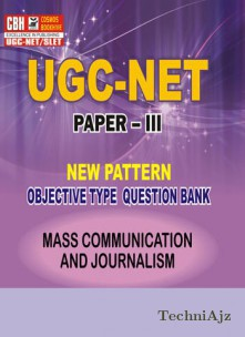 Mass Communication And Journalism For Ugc- Net Paper- 3 (Paperback)(Paperback)