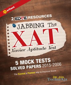 Jabbling the XAT Xavier Aptitude Test 5 Mock Tests & Solved Papers (2015- 2006)(Paperback)
