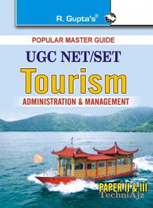 UGC- NET/SET- Tourism (Administration & Management) Guide (Paper II and III)(Paperback)