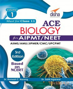 ACE Biology for NEET/ AIPMT/ AIIMS Medical Entrance Exam Vol. 1 (class 11)(Paperback)