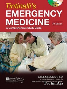 Tintinalli's Emergency Medicine: A Comprehensive Study Guide[ With DVD](Hardcover)