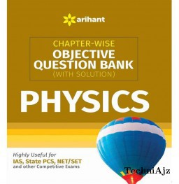 Chapter- wise Objective Question Bank(With Solution) Physics(Paperback)
