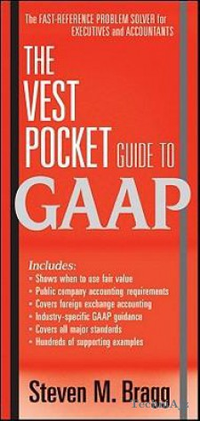 The Vest Pocket Guide to GAAP(Paperback)