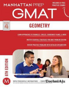 Geometry GMAT Strategy Guide(Paperback)