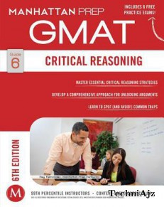 Critical Reasoning GMAT Strategy Guide, 6th Edition(Paperback)