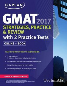 GMAT 2016 Strategies, Practice, and Review with 2 Practice Tests(Paperback)