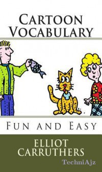 Cartoon Vocabulary: Fun and Easy(Paperback)