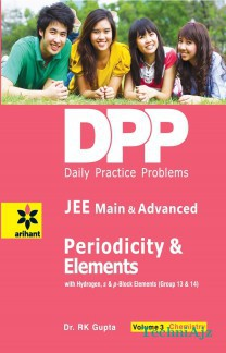 Daily Practice Problems (DPP) for JEE Main & Advanced- Periodicity & Elements Chemistry Vol. - 3(Paperback)