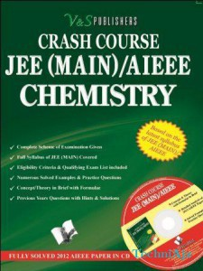 Crash Course Jee(Main) / Aieee- Chemistry(Paperback)