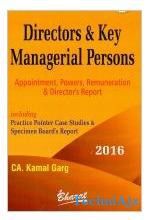 Directors & Key Managerial Persons(Paperback)