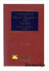 Methods of Patent Valuation and Royalty Calculation(Hardcover)