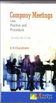 Company Meetings Law, Practice and Procedure(Hardcover)
