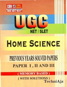 Home Science Previous Years Solved Papers For Ugc- Net- Slet Paper- 1- 2- 3 (Paperback)(Paperback)