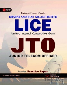 Guide to BSNL LICE JTO(Paperback)
