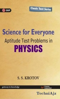 Science for Everyone: Aptitude Test Problems in Physics(Paperback)