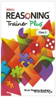Reasoning Trainer Plus for Class- 3(Paperback)