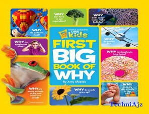 National Geographic Little Kids First Big Book of Why(Hardcover)