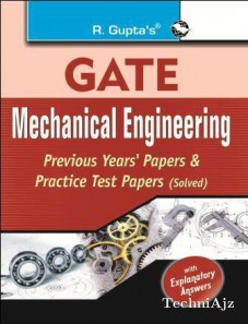 GATE Mechanical Engg. Papers(Paperback)