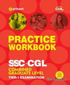 SSC CGL 50 Practice Workbook Combined Graduate Level Tier- I Examination 2017(Paperback)