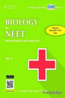 Biology For Neet: Vol. Ii(Paperback)