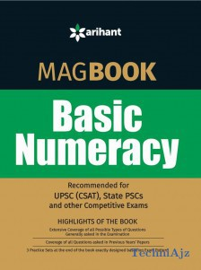 Magbook- Basic Numeracy(Paperback)