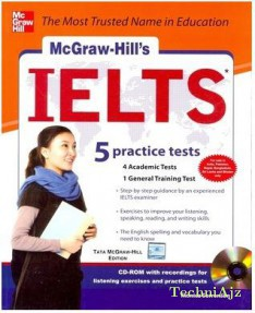 McGraw - Hill's IELTS with Audio CD(Paperback)