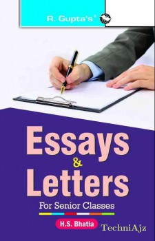 Essays and Letters for Senior Classes (Two Colour)(Paperback)