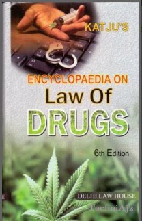 Encyclopedia on Law of Drugs in 2 vols.(Hardcover)