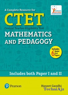 CTET Mathematics and Its Pedagogy(Paperback)