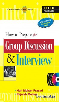 How To Prepare For Group Discussion And Interview 3/e PB(Paperback)