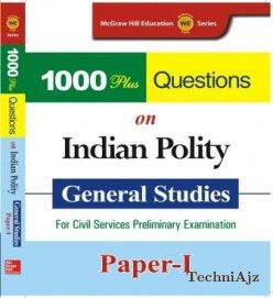 1000 Plus Question on Indian Polity(Paperback)