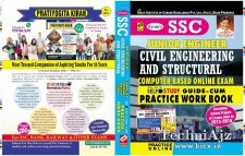 Kiran's Ssc Junior Civil Engineering And Structural Self Study Guide- Cum- Practice Work Book (with Scratch Card)(Paperback)