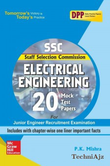 SSC Electrical Engineering 20 Mock Test Papers(Paperback)