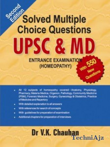 Solved Multiple Choice Questions Upsc & Md(Paperback)