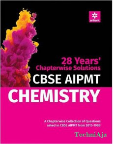 Get an Insinght of- NEET Chemistry with 28 Years Chapterwise Solutions of CBSE AIPMT & NEET(Paperback)